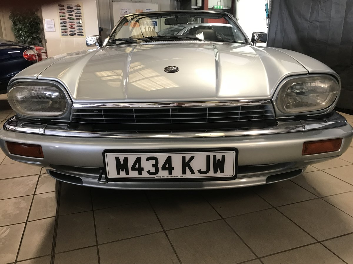1994 JAGUAR XJS 4.0 AJ16 CONVERTIBLE For Sale (picture 4 of 6)