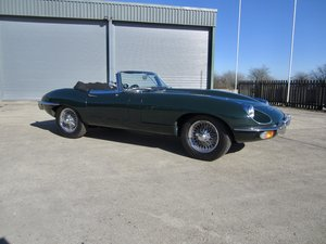 1970 Jaguar E Type SII Roadster
