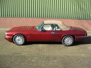 1996 Jaguar XJS 4.0 Convertible € 26.900,-- For Sale