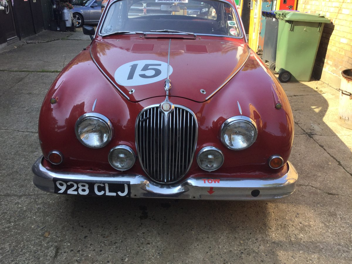Jaguar Mk11 1963, 3.8 For Sale (picture 1 of 6)