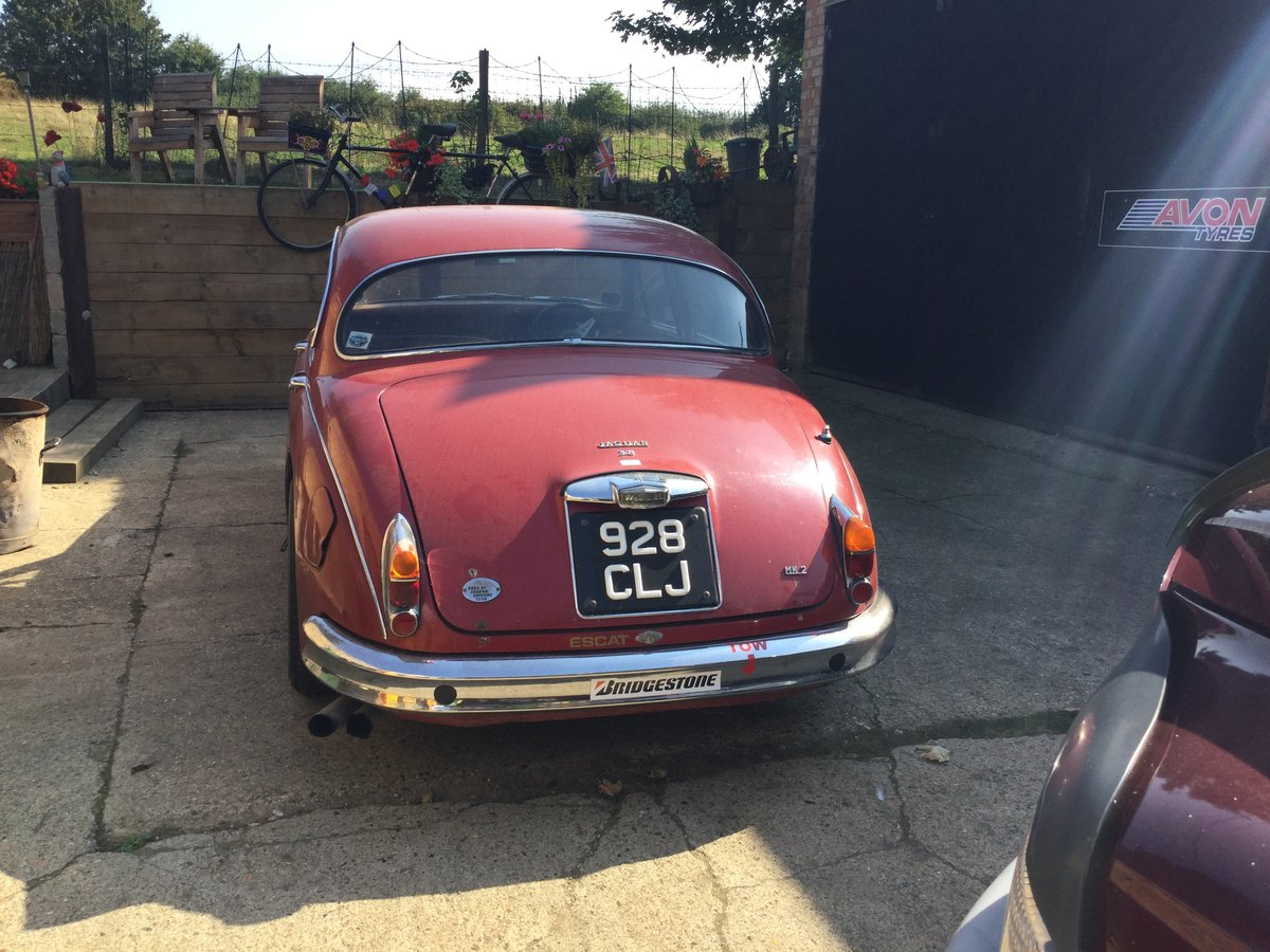Jaguar Mk11 1963, 3.8 For Sale (picture 2 of 6)