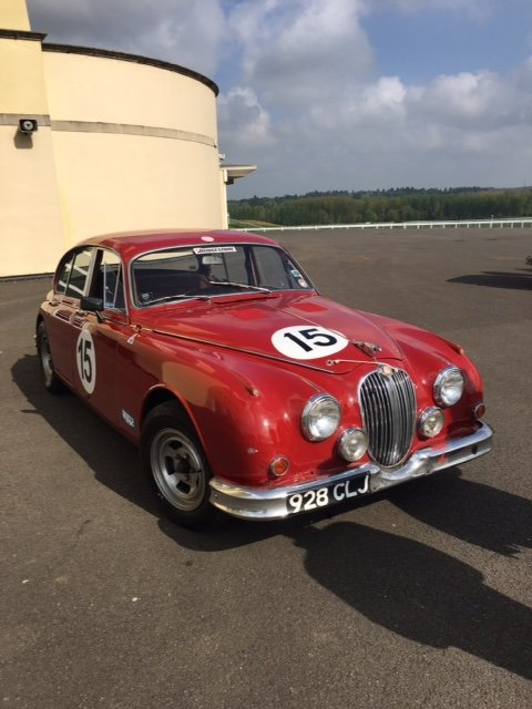 Jaguar Mk11 1963, 3.8 For Sale (picture 6 of 6)