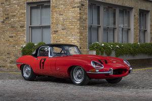1961 Jaguar E-type 'Pre-'63 GT Specification' For Sale