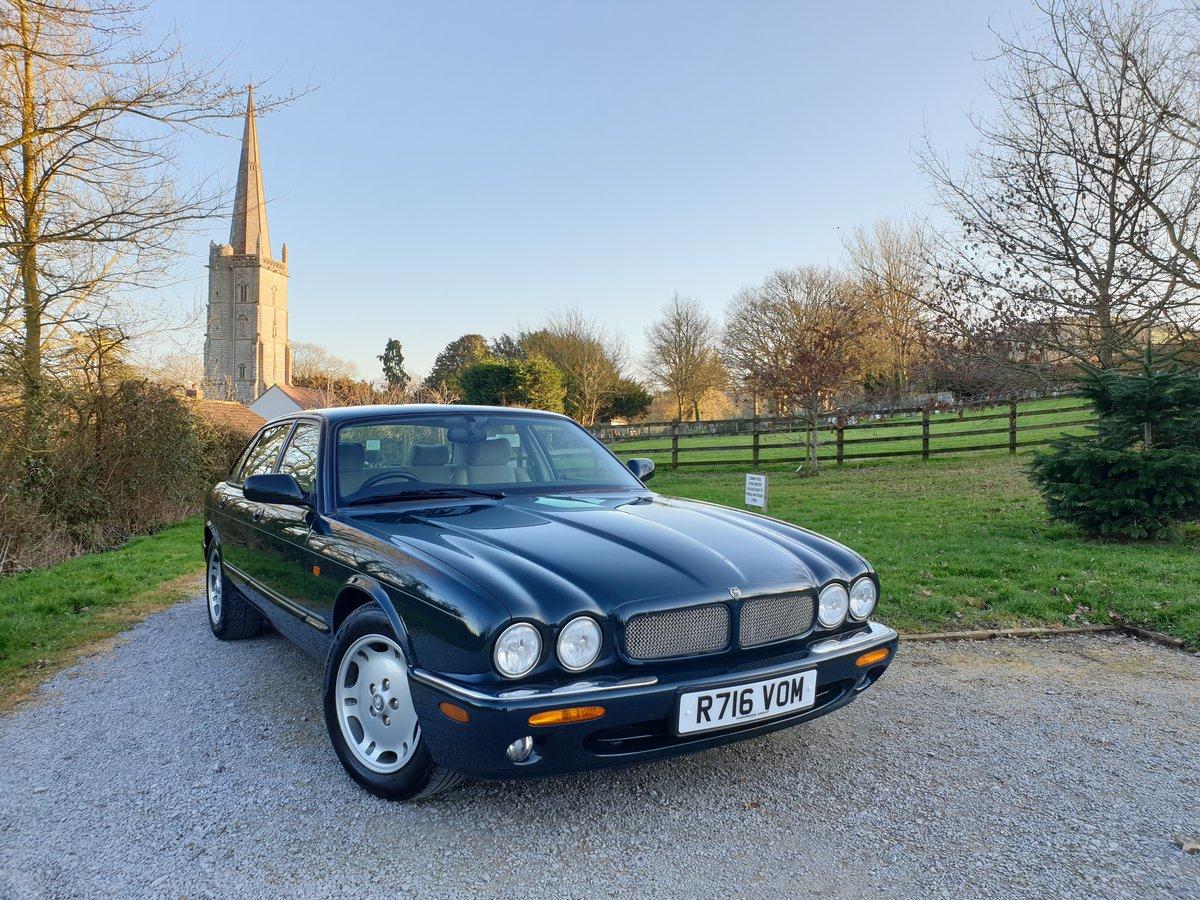 1998 Jaguar X308 Low Mileage For Sale (picture 1 of 6)