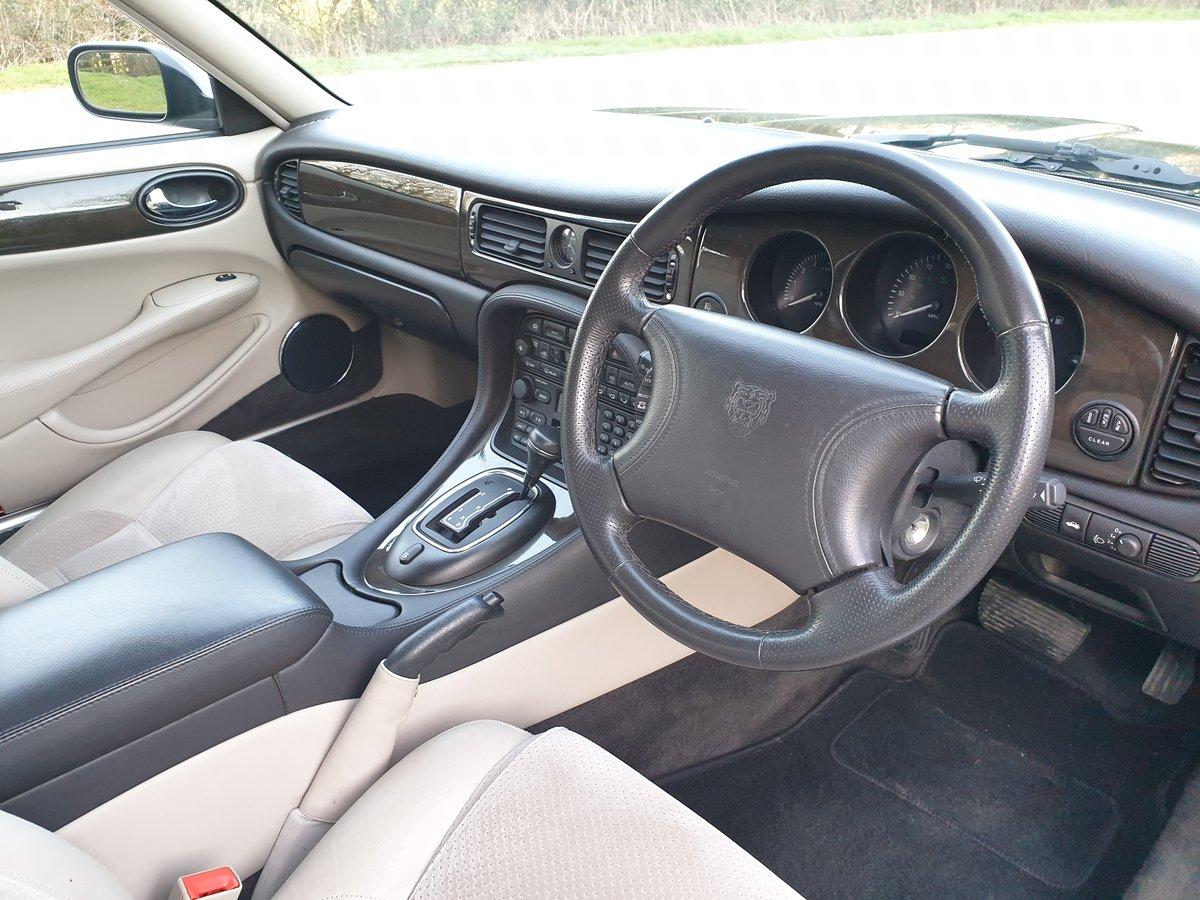 1998 Jaguar X308 Low Mileage For Sale (picture 2 of 6)