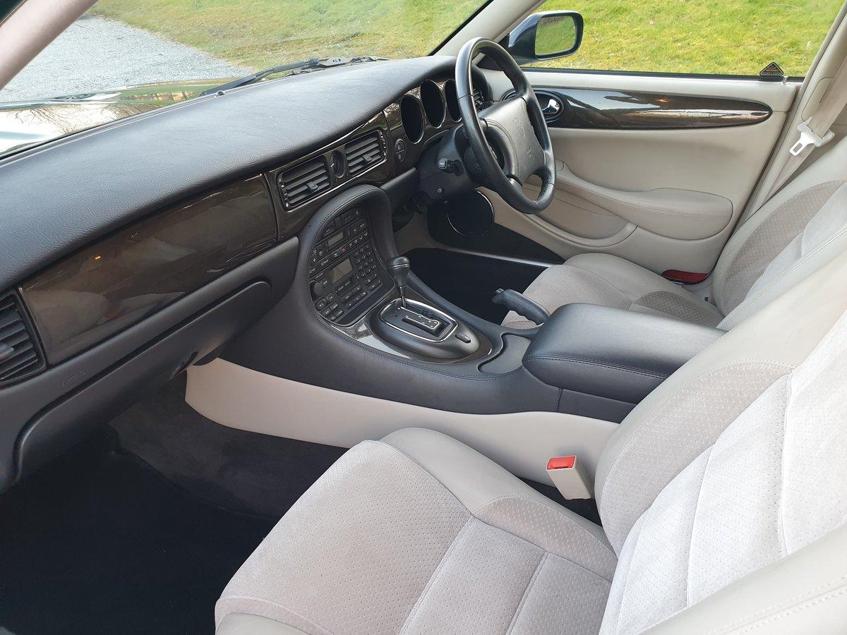 1998 Jaguar X308 Low Mileage For Sale (picture 4 of 6)