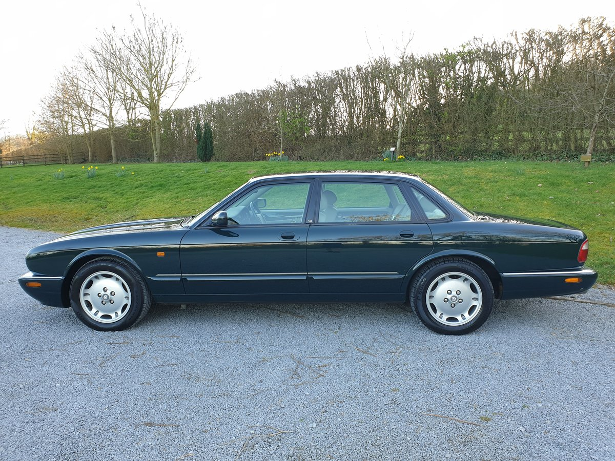 1998 Jaguar X308 Low Mileage For Sale (picture 5 of 6)