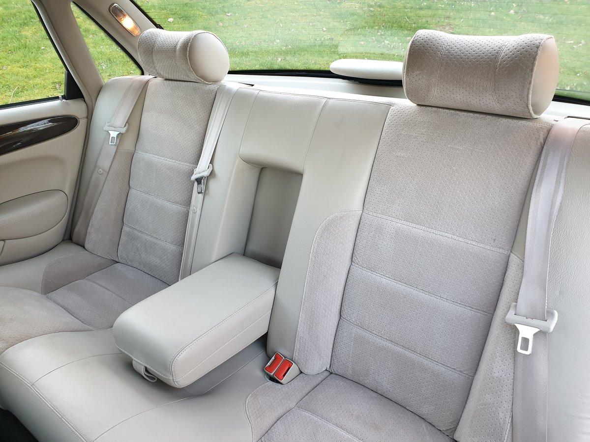 1998 Jaguar X308 Low Mileage For Sale (picture 6 of 6)