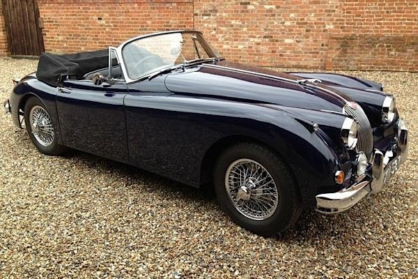 1959 Jaguar XK 150 Drop Head Coupe  Wanted (picture 1 of 1)