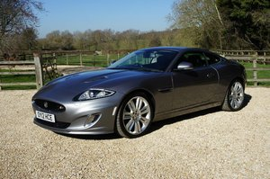 2012 Jaguar XKR Coupe - facelift model and full Jag history For Sale