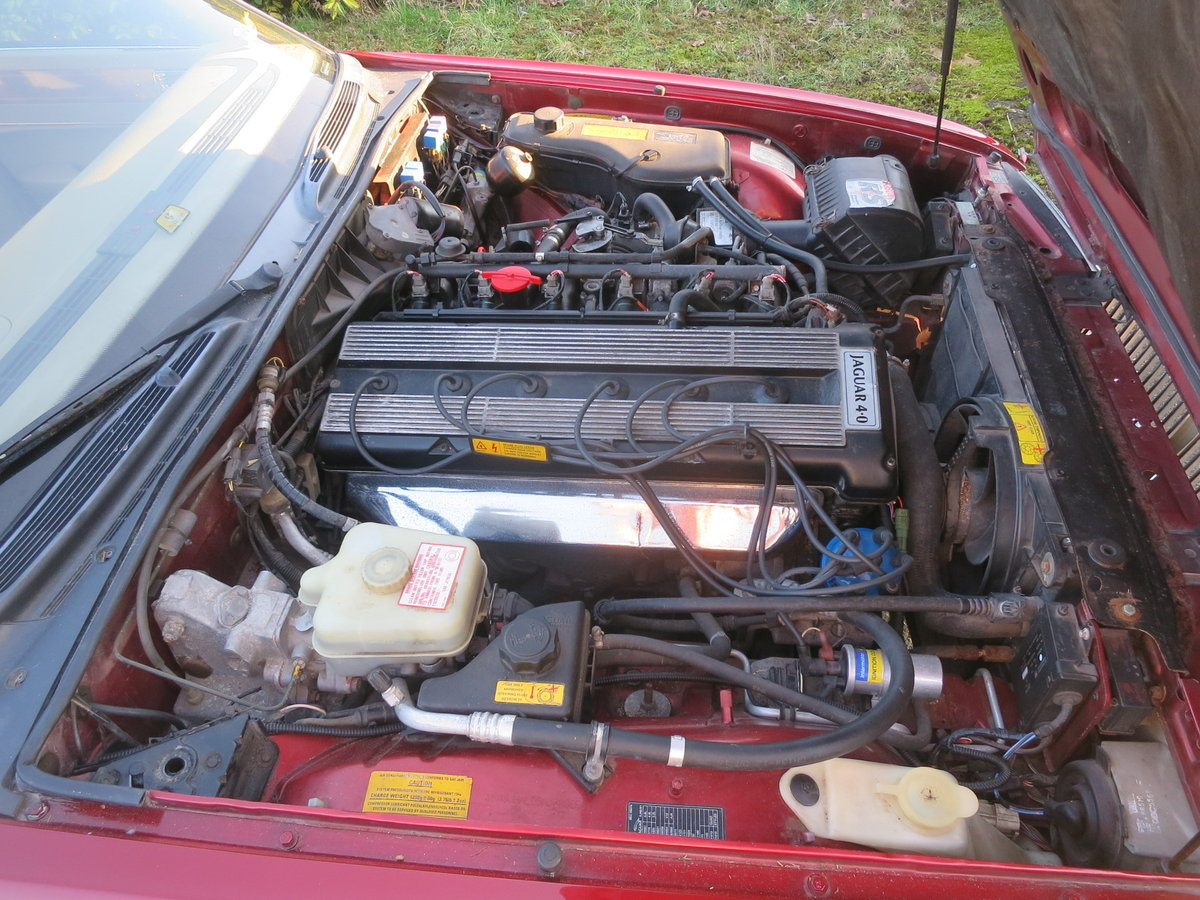 1993 Jaguar Sovereign XJ6 4.0 Auto SOLD (picture 6 of 6)