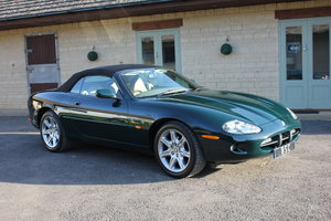 1998 JAGUAR XK8 CONVERTIBLE TWO OWNERS For Sale