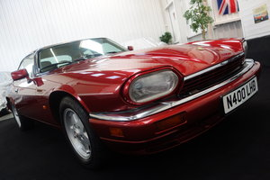 1995 Jaguar XJS 4.0 AJ16 95'000 miles & beautiful condition. SOLD