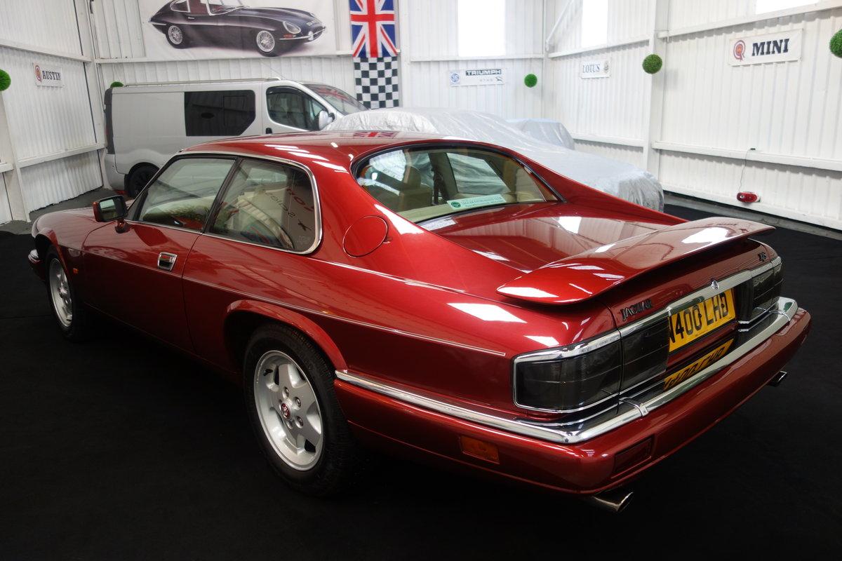 1995 Jaguar XJS 4.0 AJ16 95'000 miles & beautiful condition. SOLD (picture 3 of 6)