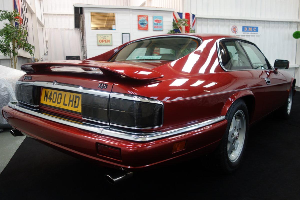 1995 Jaguar XJS 4.0 AJ16 95'000 miles & beautiful condition. SOLD (picture 4 of 6)