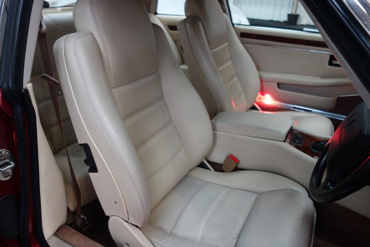 1995 Jaguar XJS 4.0 AJ16 95'000 miles & beautiful condition. SOLD (picture 5 of 6)