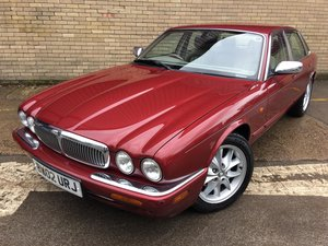 2002 Jaguar XJ For Sale