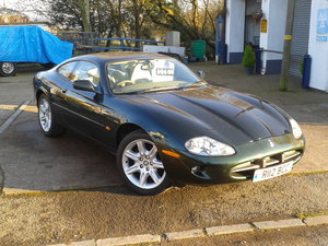 1997 As new XK8 factory condition For Sale