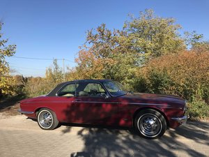 1975 LHD JAGUAR XJC manual with overdrive For Sale
