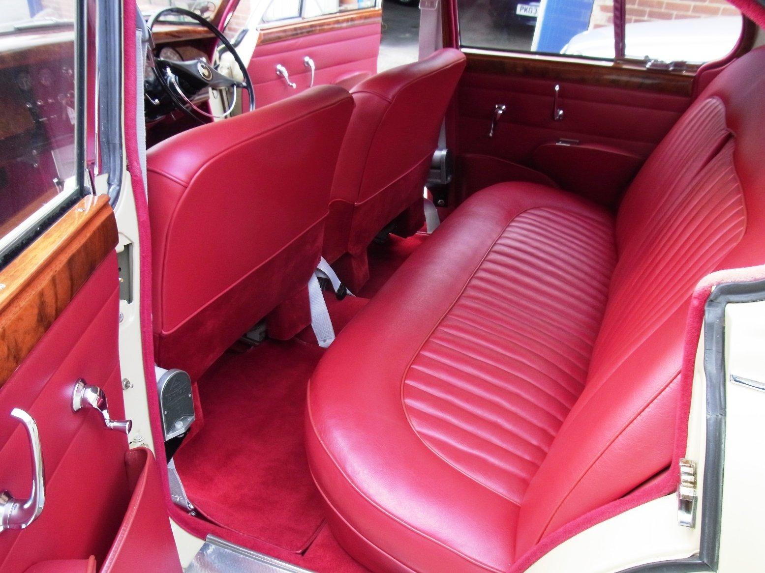 1967 Jaguar 340 Manual Saloon SOLD (picture 5 of 6)
