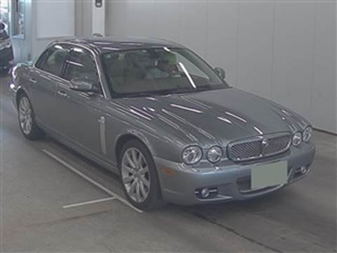 2008 LHD X358 Final Edition Jaguar Sovereign 4.2  For Sale (picture 1 of 3)