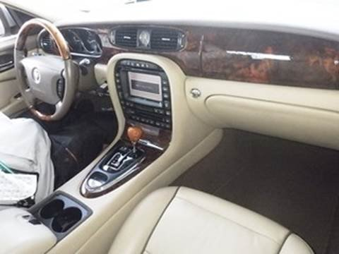 2008 LHD X358 Final Edition Jaguar Sovereign 4.2  For Sale (picture 3 of 3)