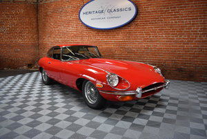 Picture of 1969 Jaguar XKE Series II Fixed Head Coupe SOLD