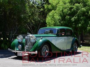 1947 Jaguar Mk IV 2½ Litre sports saloon For Sale