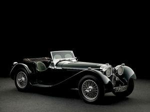 1937 SS Jaguar 100 2.5 litre