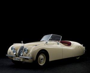1950 Jaguar XK120 Roadster For Sale