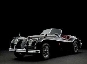 1955 19655 Jaguar XK140 SE Roadster