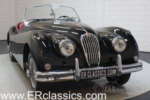 Jaguar XK140 SE Roadster 1956 Top restored For Sale