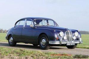 1962 Jaguar MKII 3.4 Automatic RHD For Sale