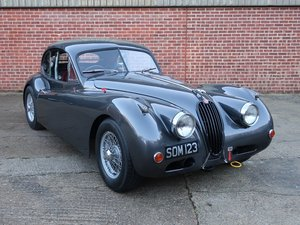 1955 Jaguar XK140 FHC 'FIA Specification' 'Ex LeMans Classic For Sale