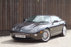 2005 Jaguar XKR 4.2-S Coupe 27,000 Miles FSH One Family Owned For Sale