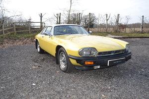 1979 Jaguar XJ-S V12 Pre-HE RHD For Sale