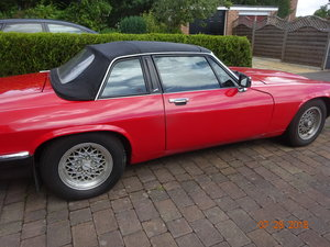 1987 Jaguar cabriolet 3.6 manual For Sale