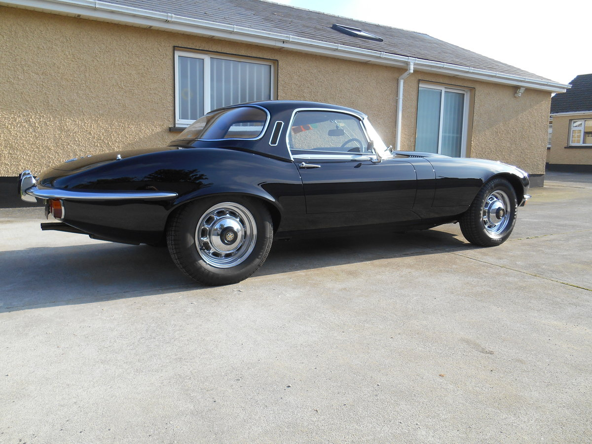 1974 Jaguar E Type series 3  V12 Commemorative For Sale (picture 1 of 6)