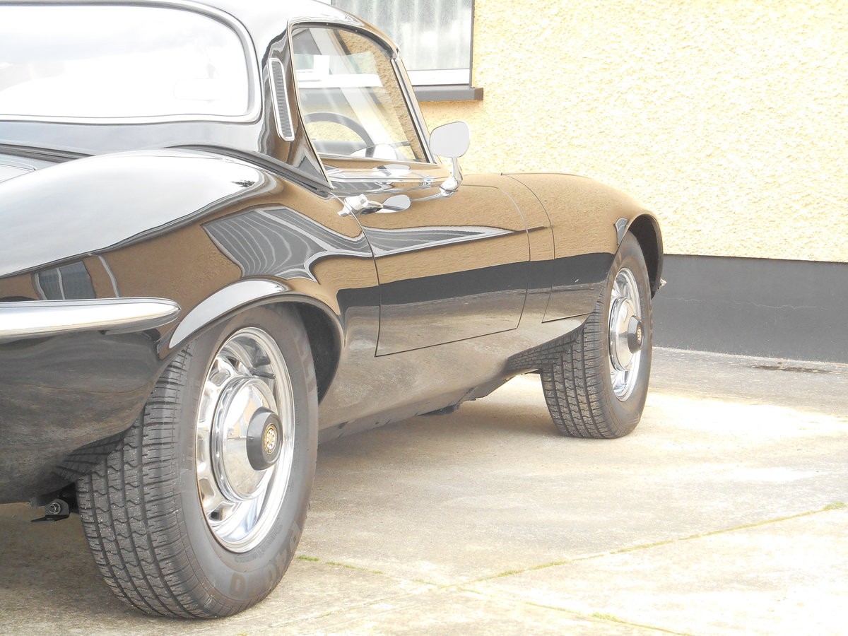 1974 Jaguar E Type series 3  V12 Commemorative For Sale (picture 4 of 6)
