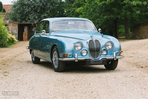 1967 Jaguar S-Type 3.4S SOLD