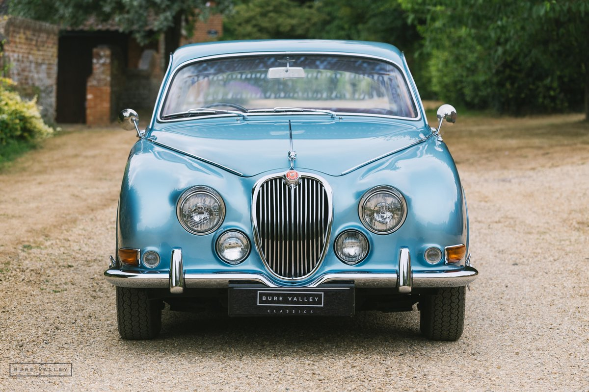 1967 Jaguar S-Type 3.4S SOLD (picture 3 of 6)