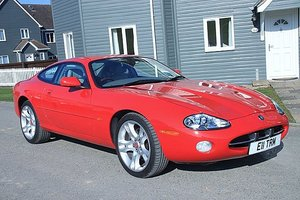 2002 Jaguar XK8 4.0 (Just 20,000 Miles) For Sale