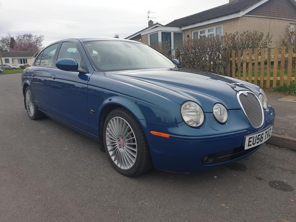 2006-56 JAGUAR S-TYPE 2.7 DIESEL TWIN TURBO  V6  For Sale (picture 1 of 6)