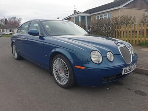 2006-56 JAGUAR S-TYPE 2.7 DIESEL TWIN TURBO  V6  For Sale