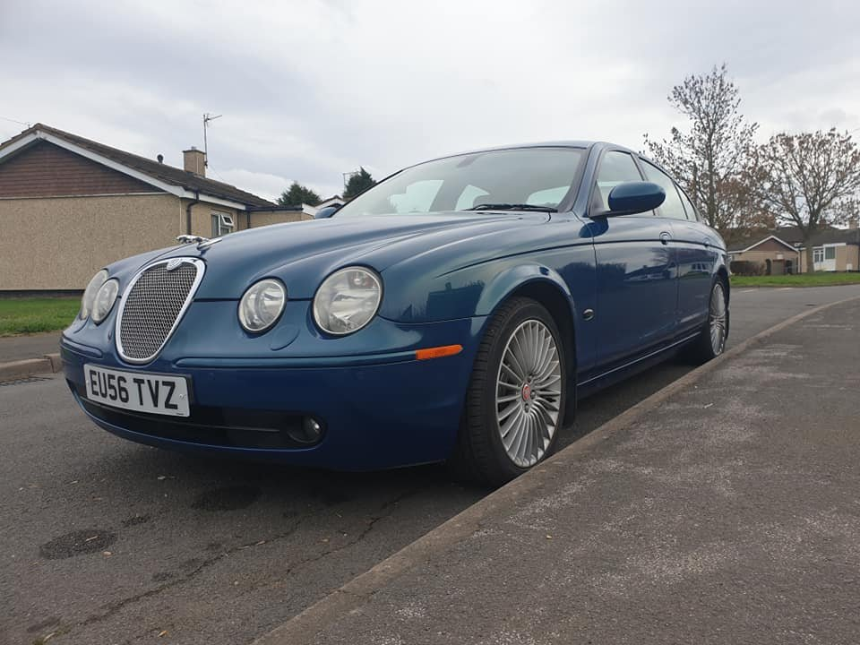 2006-56 JAGUAR S-TYPE 2.7 DIESEL TWIN TURBO  V6  For Sale (picture 2 of 6)