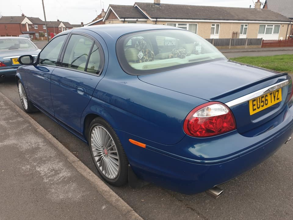 2006-56 JAGUAR S-TYPE 2.7 DIESEL TWIN TURBO  V6  For Sale (picture 3 of 6)