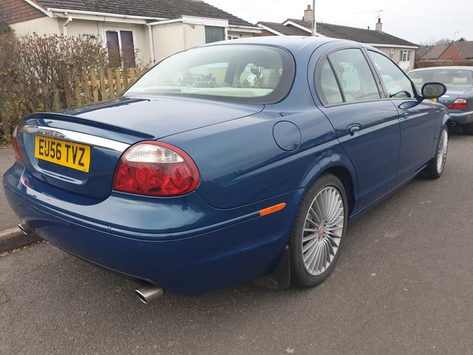 2006-56 JAGUAR S-TYPE 2.7 DIESEL TWIN TURBO  V6  For Sale (picture 4 of 6)