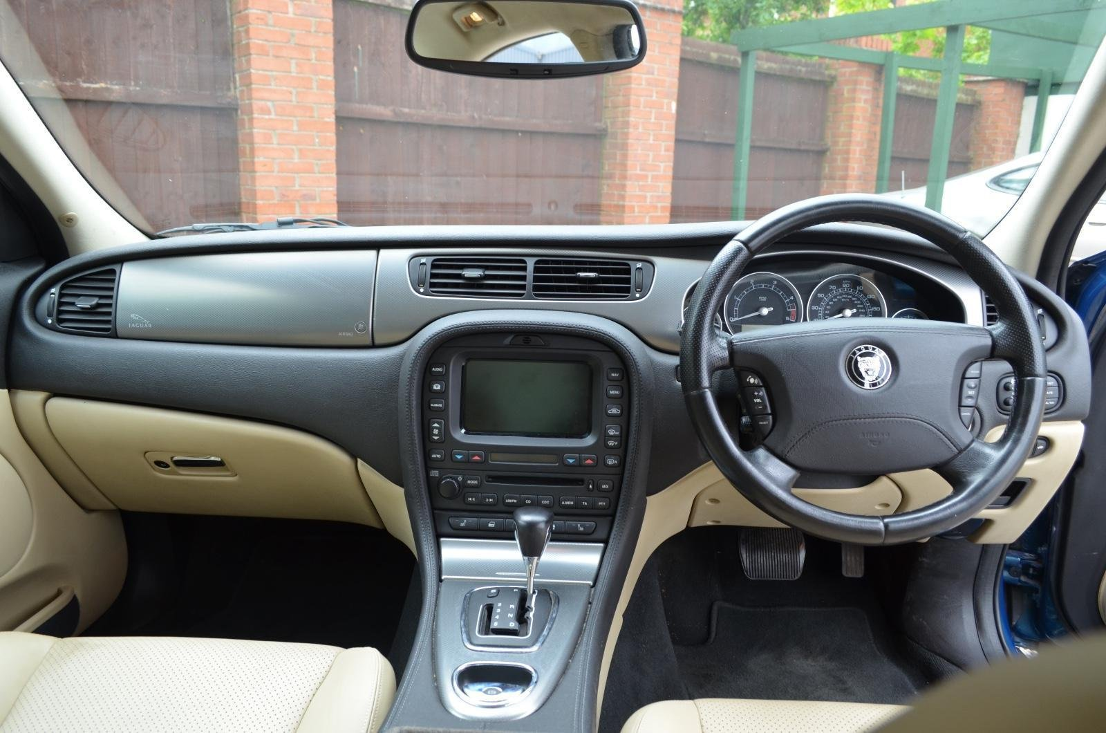 2006-56 JAGUAR S-TYPE 2.7 DIESEL TWIN TURBO  V6  For Sale (picture 5 of 6)