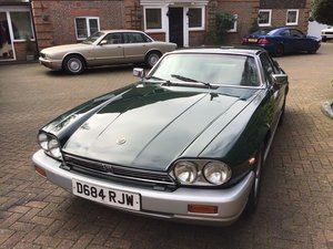 1986 Jaguar XJS V12 HE Automatic For Sale