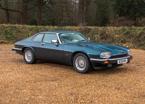 1992 JAGUAR XJS 4.0 AUTO COUPE 62000 MILES SH SUPER CONDITIO For Sale